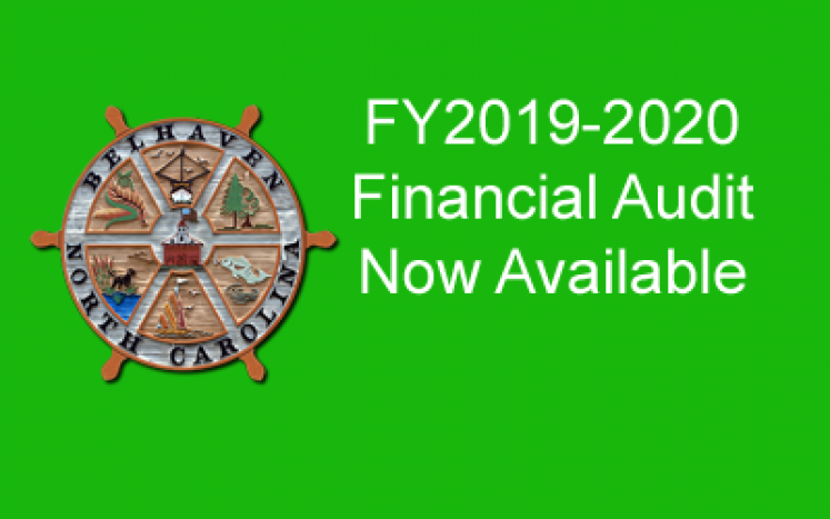 Financial Audit Now Available Text Block
