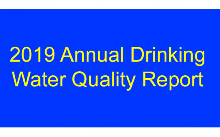 Water Quality Report Link