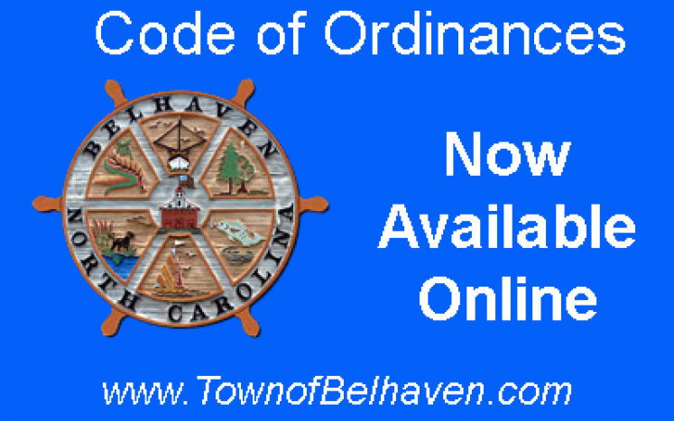 Code of Ordinances Now Available